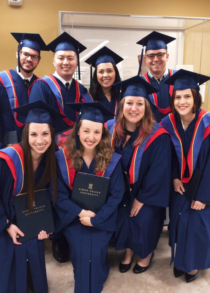MPub Graduates